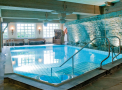 Upstalsboom Landhotel Friesland Varel-Dangast - Wellnessbereich mit Pool